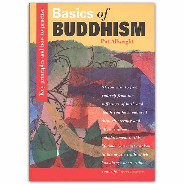 Basics of Buddhism