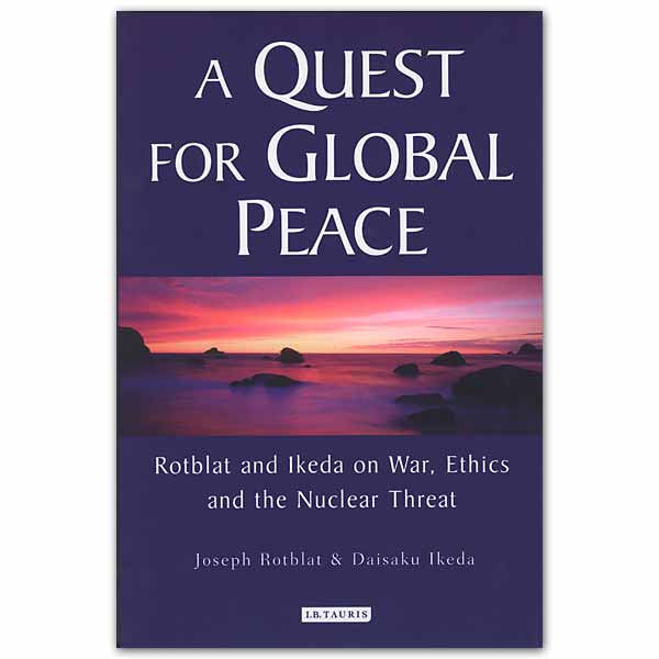A Quest for Global Peace