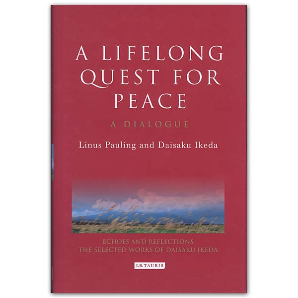 A Lifelong Quest for Peace