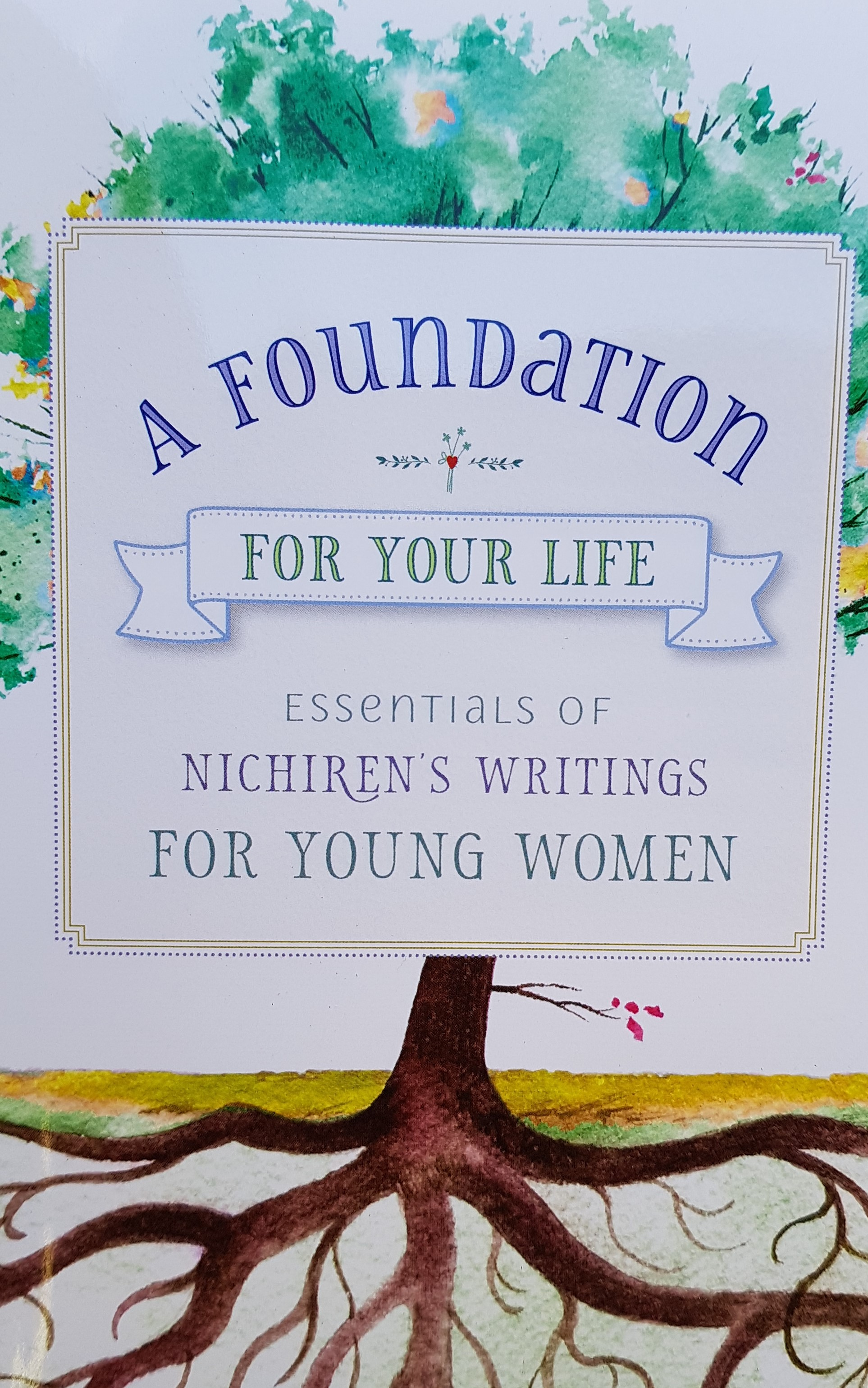 A Foundation for Your Life